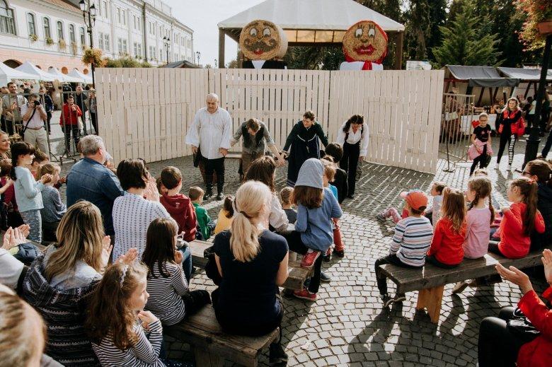 Kezdődik az Őszi Vásár és Kultúrszüret Sepsiszentgyörgyön