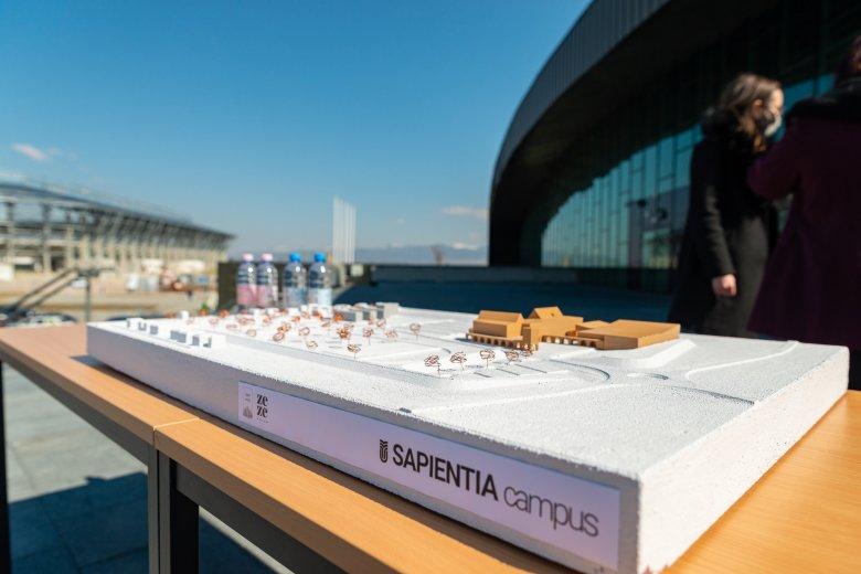 Önálló kart hoz létre, campust épít Sepsiszentgyörgyön a Sapientia