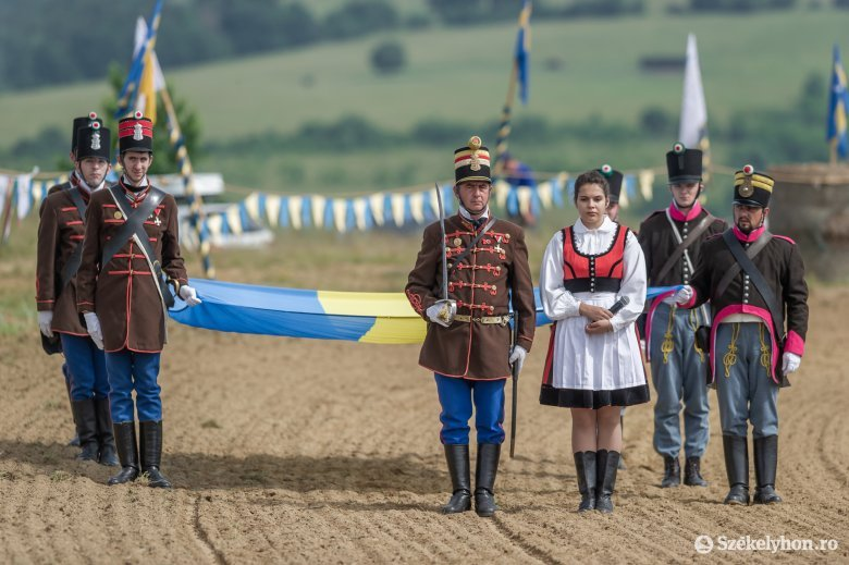 Háromszéki és udvarhelyszéki lovasok a Székely Vágta döntőjében