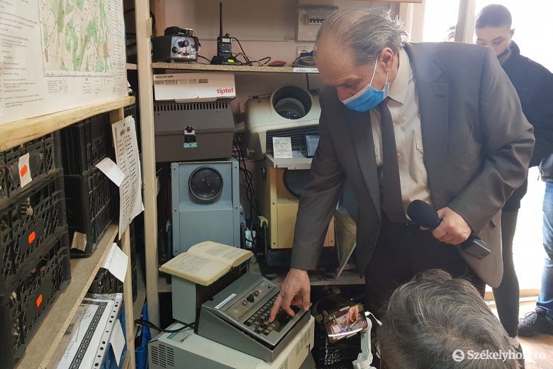 A hírközlés történetébe nyújt betekintést a sepsiszentgyörgyi TeleTár