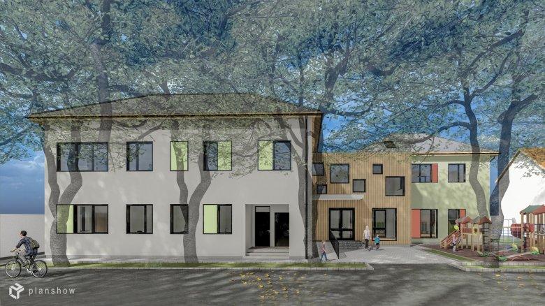 Felújítják a kézdivásárhelyi kaszárnyát és a Turóczi Mózes Általános Iskola épületét