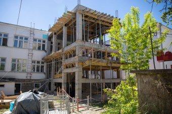 Felújítják és bővítik a sepsiszentgyörgyi kórház régi épületét