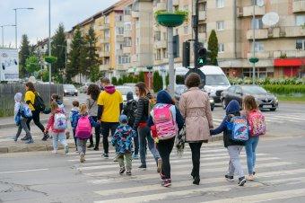 Sok gyerek kapcsolódott bele a Lábbusz programba