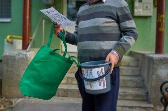 Szelektív hulladékgyűjtést tudatosító kampányra készülnek
