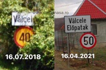 Kihelyeztek néhány kétnyelvű táblát, azonnal Erdély elmagyarosításától kezdett rettegni Dan Tanasă