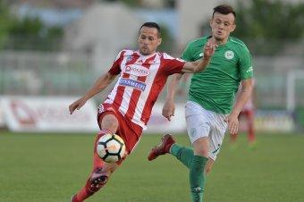 Az FCSB ellen játssza búcsúmérkőzését Hadnagy Attila