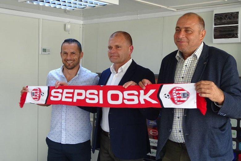 Elismerték a Sepsi OSK klubvezetőjének munkáját