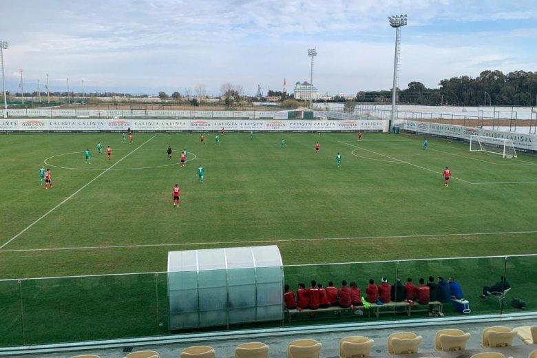 Sepsi OSK-vereség az első edzőmeccsen