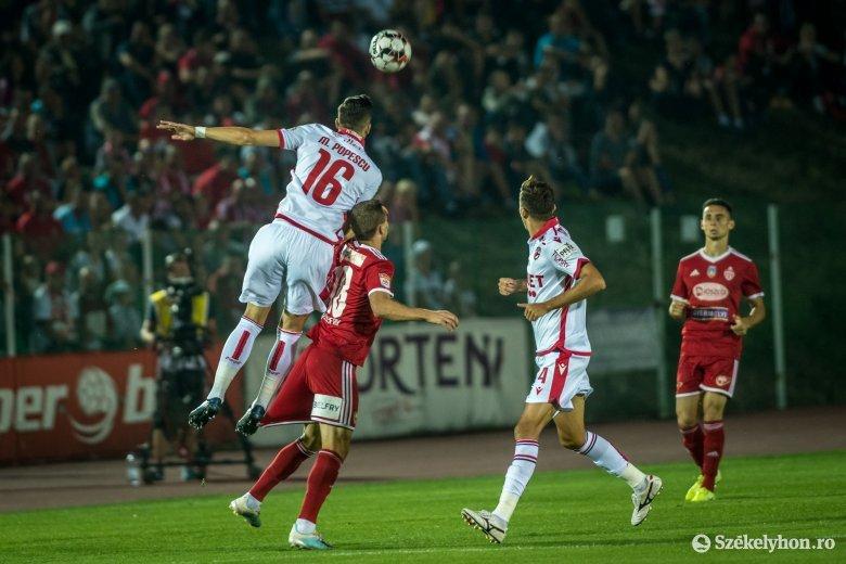 Vasárnapra időzítették a Dinamo és a Sepsi OSK mérkőzését