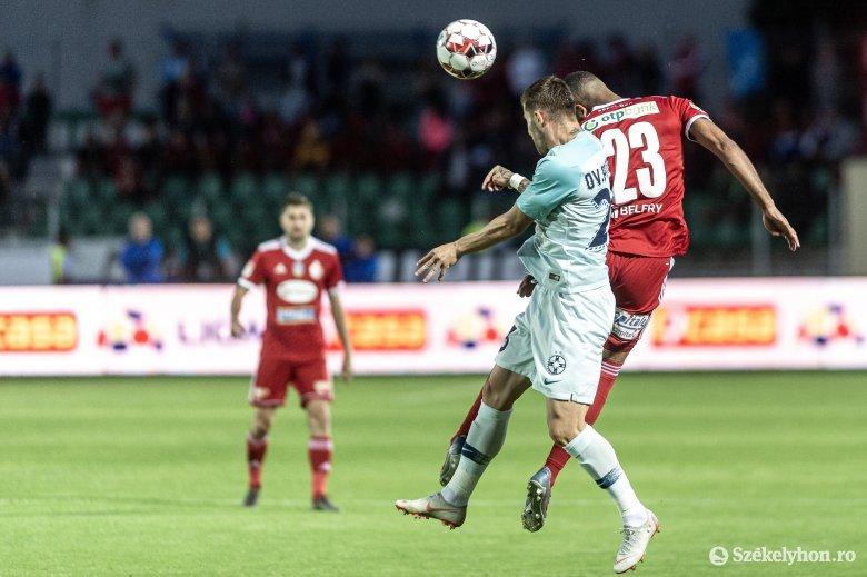 Az FCSB ellen is gól nélküli döntetlent játszott a Sepsi OSK