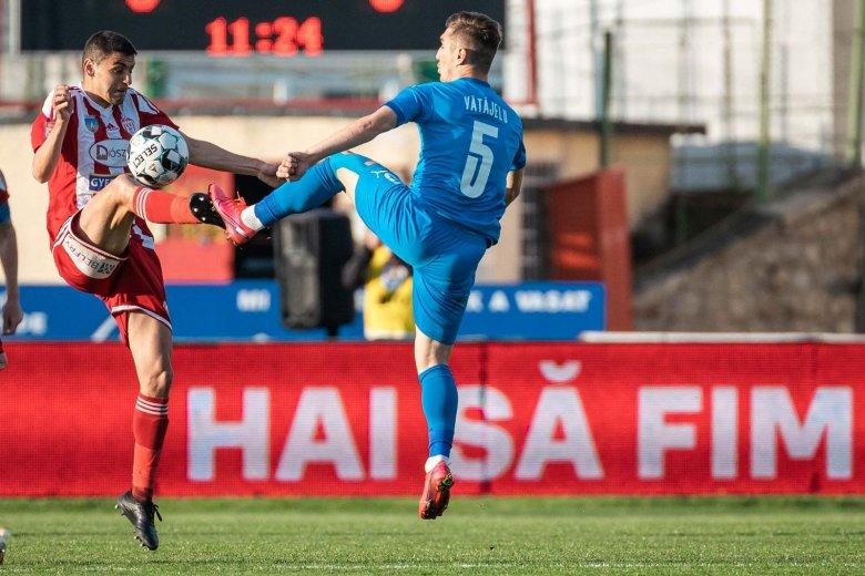 Nem spóroltak a gólokkal és a piros lapokkal a Craiova–Botoșani mérkőzésen