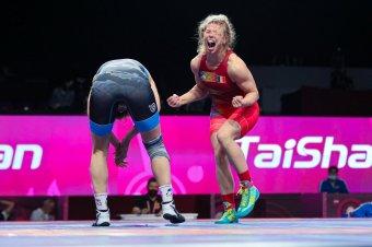 Incze Kriszta bronzérmet szerzett az Európa-bajnokságon