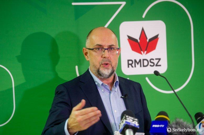 Az RMDSZ az EPP-frakció tagja marad, de Kelemen Hunor szerint szomorú és elkeserítő, ami a képviselőcsoportban történik