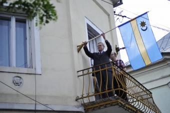 Helyt adott Tőkés László zászlóügyben benyújtott panaszának a strasbourgi bíróság