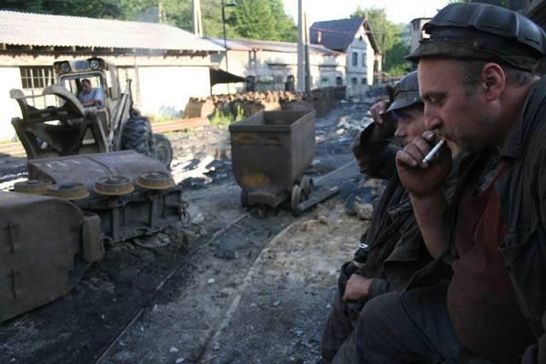 Éhségsztrájkra készülnek a lupényi bányászok elmaradt járandóságaik miatt