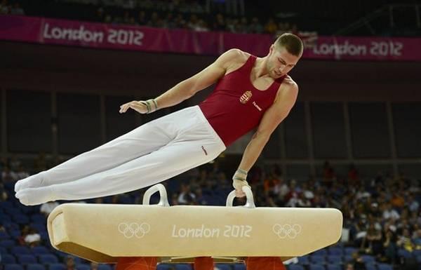 Visszavonult Berki Krisztián olimpiai bajnok tornász