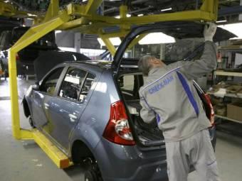 Támadásukkal leállították a hackerek a Dacia-gyárat