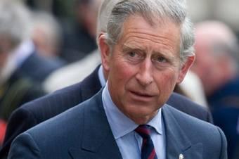 Károly herceg felkereste az ősei által épített templomot