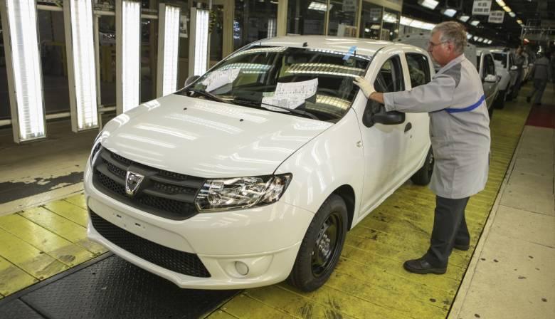 Nőtt az új autók eladása az év első tíz hónapjában, vezet a Dacia
