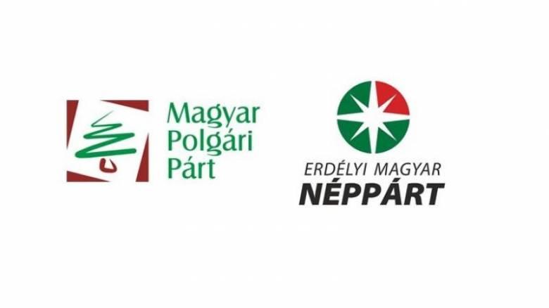 Kormányalakítás: közös közleményben vádolja kétszínűséggel az RMDSZ-t az EMNP és az MPP elnöke