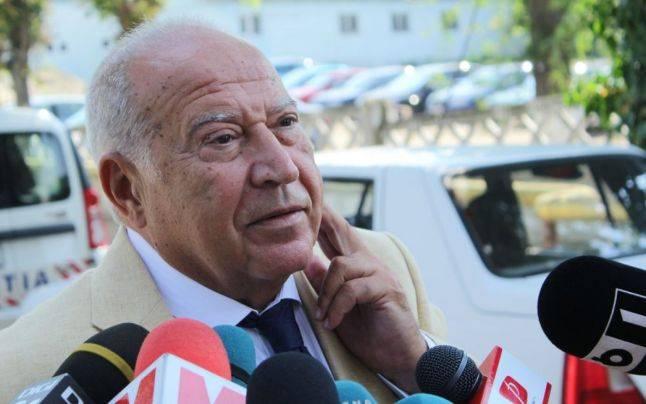 Szabadlábra helyezték Dan Voiculescu üzletember-politikust