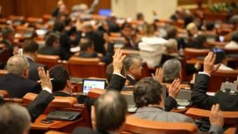 Az RMDSZ is megszavazta a képviselőházban a büntető perrendtartás és a Btk. módosítását