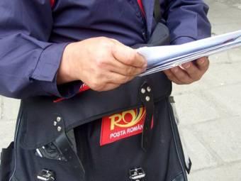 Több pénzt vihetnek haza a postások: november elsejétől a Román Posta alkalmazottainak több mint fele 15%-os béremelést kap