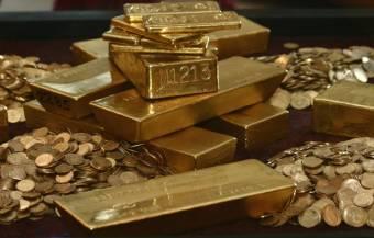 Megszavazta a román aranytartalék külföldi tárolását korlátozó jogszabályt a szenátus
