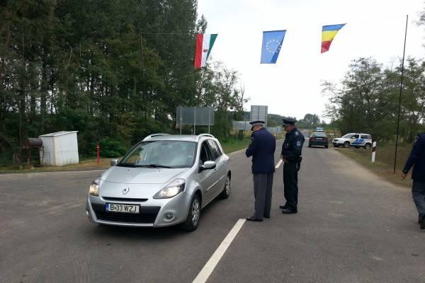 Átadták a Szaniszló és Ömböly közötti utat a román–magyar határon