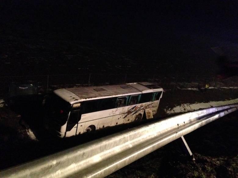 Súlyos buszbaleset Szlovákiában: legkevesebb tizenkét halálos áldozat