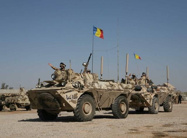 Felrobbantották a járművüket, megsérült öt román katona Afganisztánban