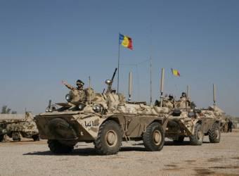 Román katonák sérültek meg Afganisztánban