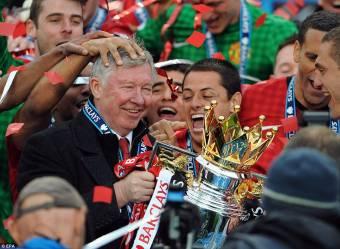 Alex Ferguson minden idők legjobb edzője
