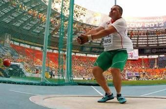 Doppingvétség miatt eltiltották Pars Krisztián olimpiai bajnok kalapácsvetőt