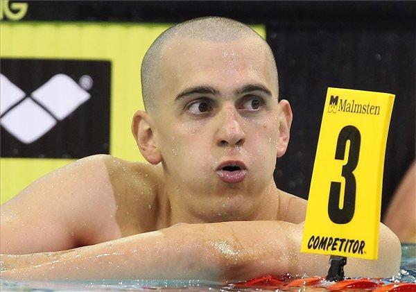 Cseh László minden idők legjobb nem olimpiai bajnok úszója