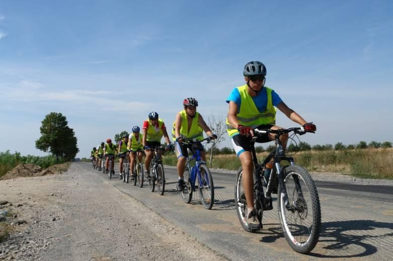 Diákcsapat biciklizik Rodostóba