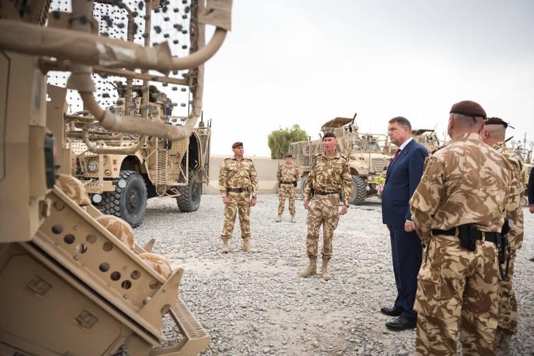 Románia több mint kétszáz fővel növeli a külföldön szolgálatot teljesítő katonái számát