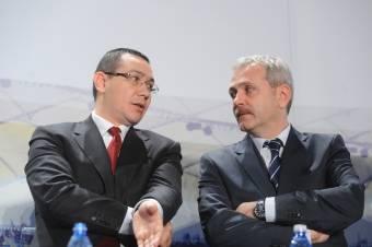 Victor Ponta emigrál, ha Liviu Dragnea lesz az államfő