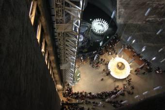 Eurovíziós visszhang a tordai sóbányából