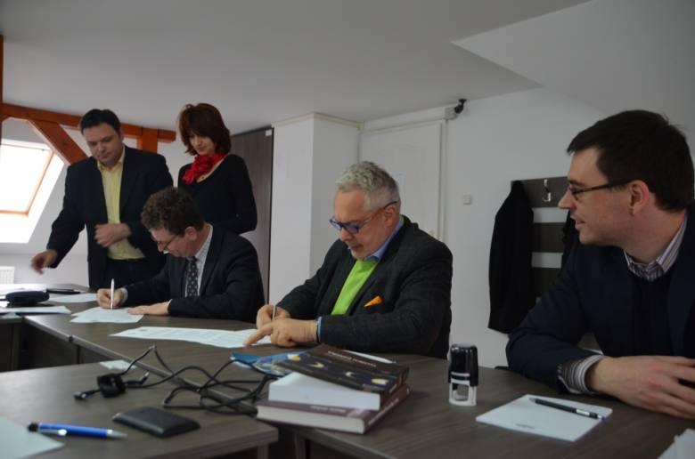 A Magyar Regionális Tudományi Társaság tagozatává vált a partiumi intézet