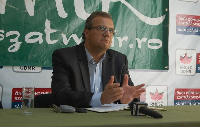 Varga Attila az alkotmánybíróság új magyar tagja
