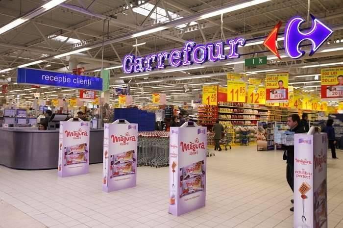 Egészségtelen ételek a hipermarketben: Carrefour-üzleteket záratott be a fogyasztóvédelem
