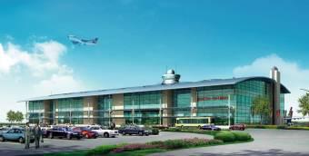 """Brassó városa """"beszállna"""" a vidombáki reptérfejlesztésbe"""