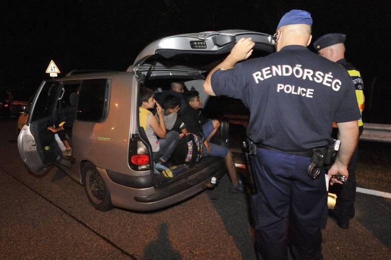 Két év nyolc hónap börtönre ítéltek egy román embercsempészt Magyarországon
