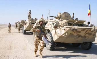 Pokolgép robbant Afganisztánban, nyolc román katona megsérült