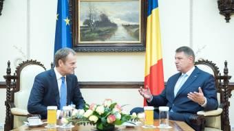 Az Európai Néppárt vezetőjének figyelmébe ajánlották az EMSZ vezetői Johannis gyűlöletbeszédét