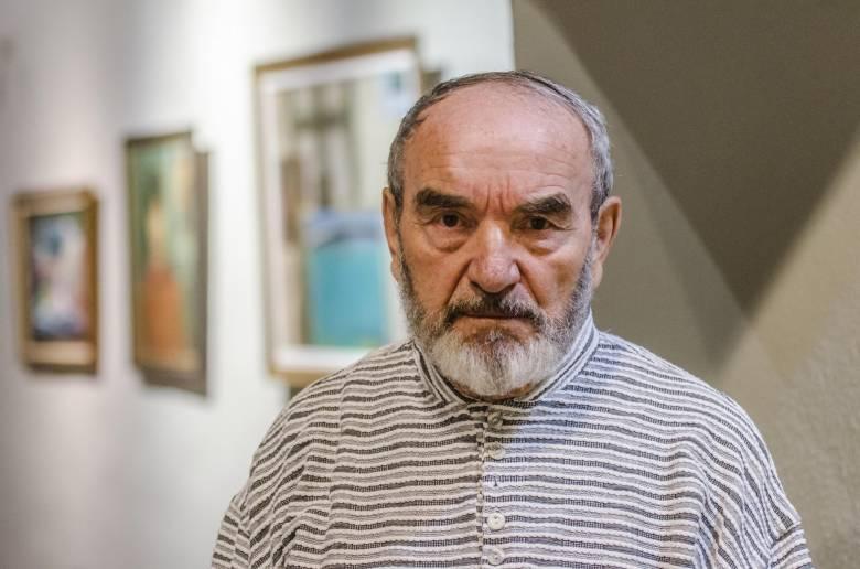 Elhunyt Gaál András festőművész