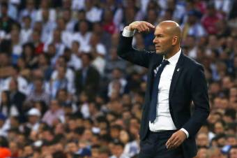 Zidane otthagyja a Real Madridot