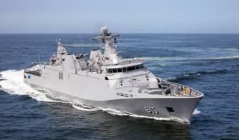 Új hadihajókkal bővítik a flottát: a védelmi tárca 1,2 milliárd eurót költ négy korvett beszerzésére