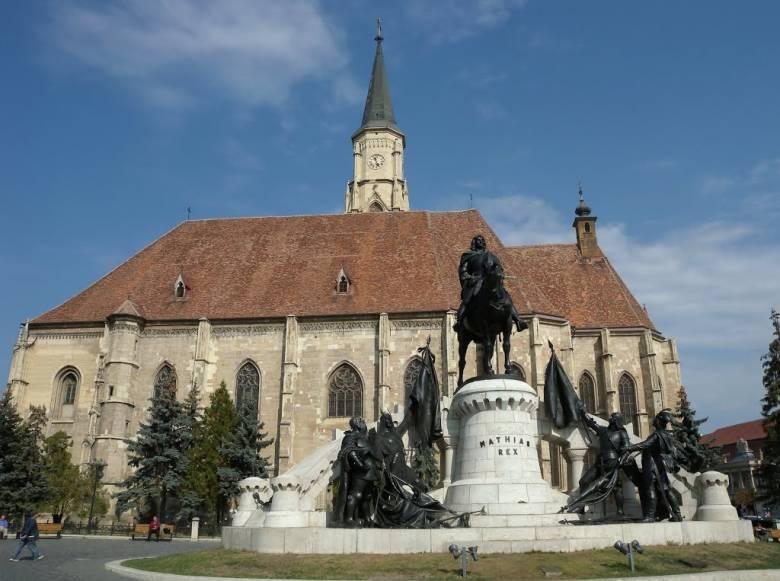 Kezdődhet a kolozsvári Szent Mihály-templom restaurálása